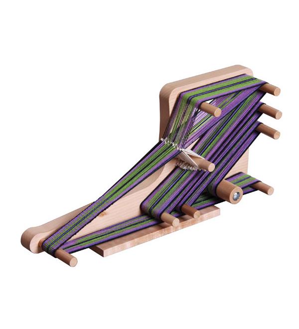 ベルトを織る機 新作 小型 アシュフォード インクレット ベルト バンド ひも 織り機 織機 綿 手織り フェルト 人気急上昇 紡ぎ 羊毛 染色 染め 糸