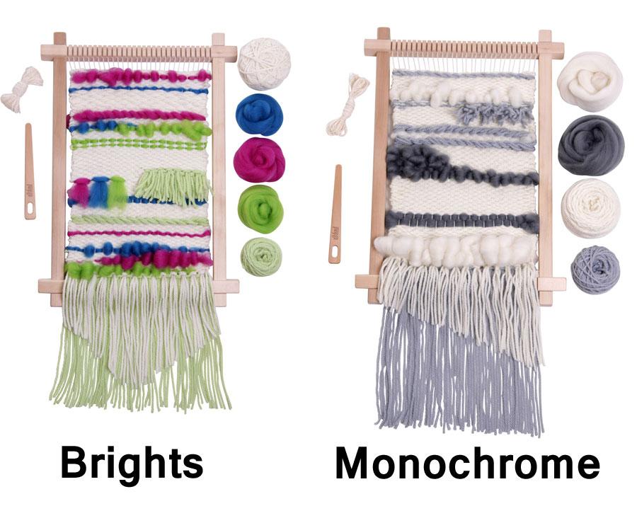 糸もセットになったキットです 驚きの価格が実現 メーカー直売 簡単にたて糸を張れるのでお子様でも織れます アシュフォード 手織りスターターキット 卓上 手織り 織り機 タペストリー 絵織り 織機 綿 糸 羊毛 ヘドル 紡ぎ ウール 子供 染め フェルト ニードル