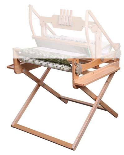 アシュフォード 卸売り テーブルルーム60cm用スタンド ファッション通販 卓上 手織り 織機 ヘドル 紡ぎ ニードル 綿 染め ウール フェルト 糸 羊毛