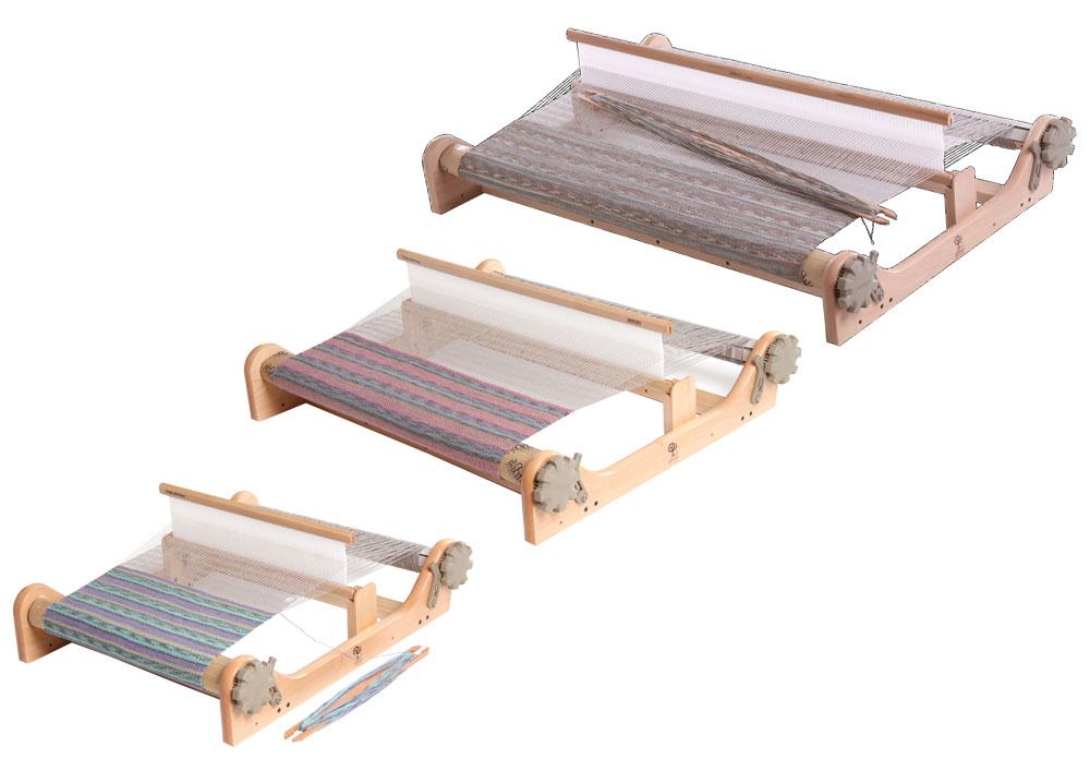 アシュフォード・リジッドヘドル120cm(予約制)【卓上 手織り 織り機 織機 ヘドル 紡ぎ 染め 羊毛 フェルト ニードル 糸 綿 ウール】