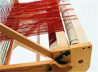 アシュフォード・セカンドバックビーム(テーブルルーム40cm用)【卓上 手織り 織機 ヘドル 紡ぎ 染め 羊毛 フェルト ニードル 糸 綿 ウール】