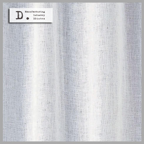 ◇◆◇◆◇DDintex(ディーディーインテックス)【オーダーフラットカーテン】Delicat(デリカ) 色:WH 幅141~280/丈~260×片開き(1枚)幅71~140/丈~260×両開き(2枚)【interiorカーテン】