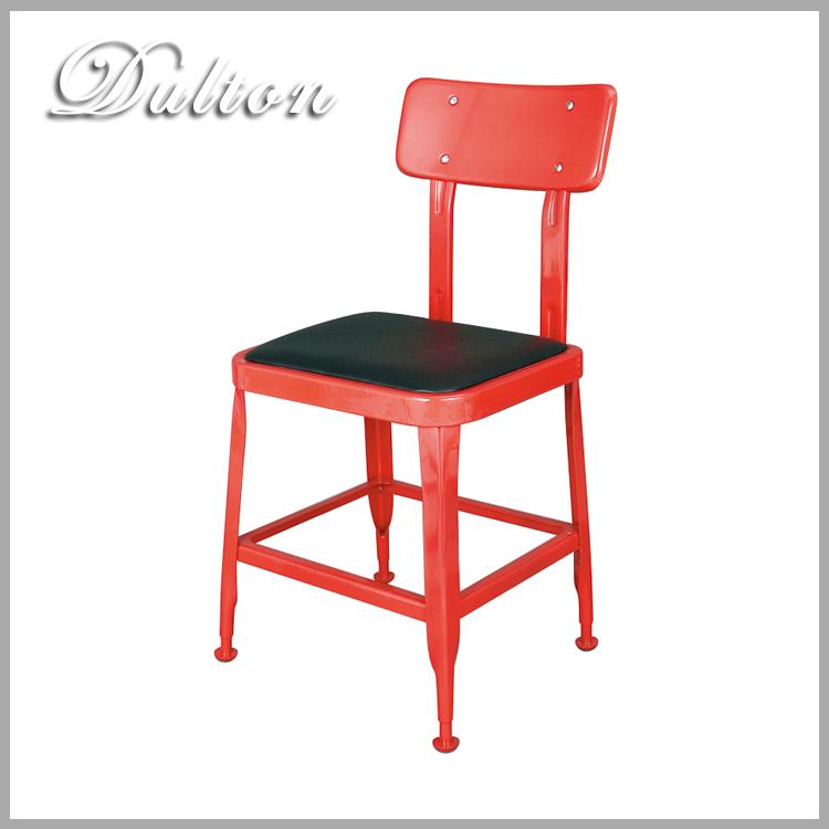 ◆新生活応援!ポイント10倍!◆DULTON(ダルトン)チェアStandard chair100-214 色:レッド