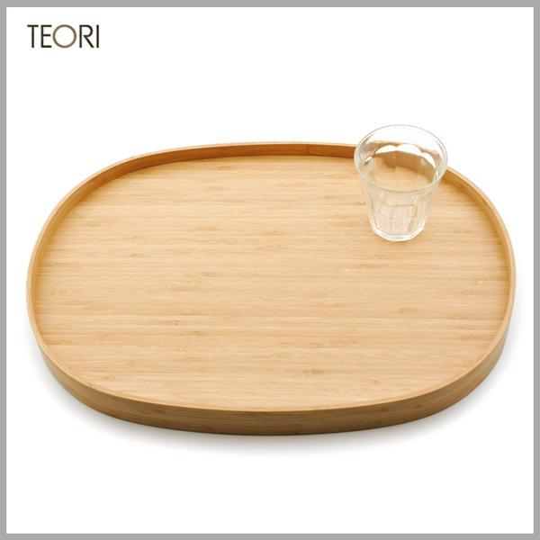 ◆応援!ポイント10倍!◆TEORI(テオリ) 竹集成材プロジェクトトレイBON