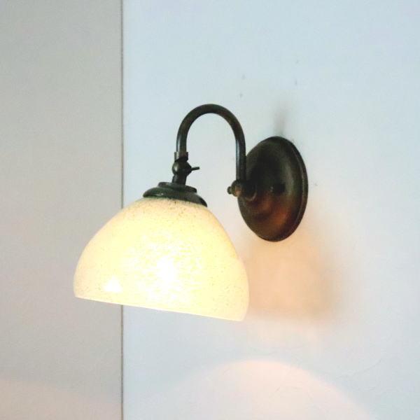 ブラケットライト 壁掛け照明 ブラケットランプ fc-w004-greenish-gray-saladon-green-no19