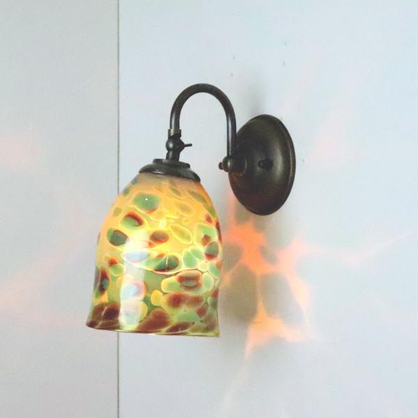 ブラケットライト 壁掛け照明 ブラケットランプ fc-w004-az-no20a