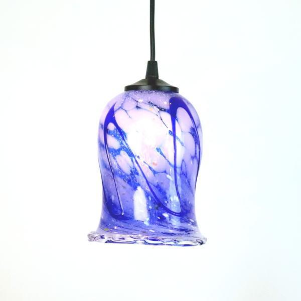 琉球ガラスペンダントランプ GlassStudio尋 ryukyu17sペンダントライト・吊下げ灯