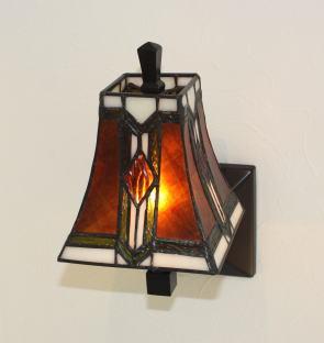 ステンドグラス ブラケットランプ ブラケットライト