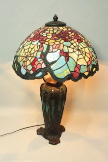 ステンドグラス ランプ ステンドグラスランプ