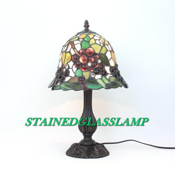 ステンドグラス ランプ ステンドグラスランプ テーブルランプ