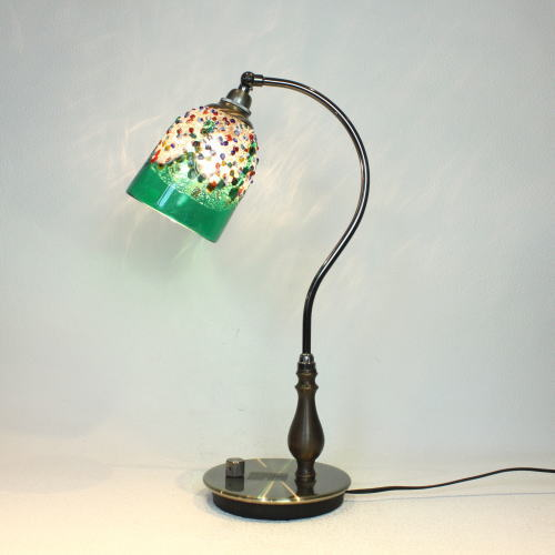 fc-570ay-fantasy-goto-greenベネチアングラスランプ 照明 テーブルランプ 卓上ランプ イタリア製