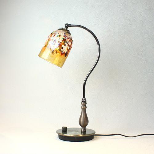 fc-570ay-fantasy-goto-amberベネチアングラスランプ 照明 テーブルランプ 卓上ランプ イタリア製