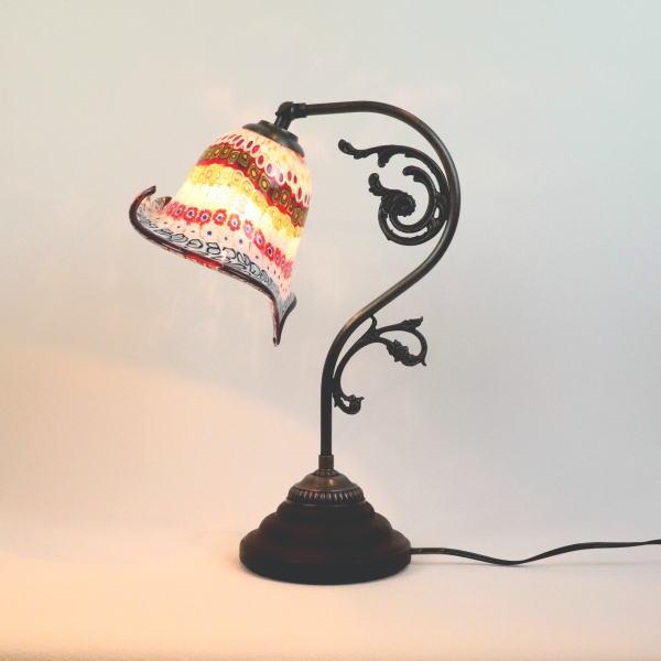 fc-600a-murina-inpiera-calla-c ベネチアングラスランプ 照明 テーブルランプ 卓上ランプ イタリア製