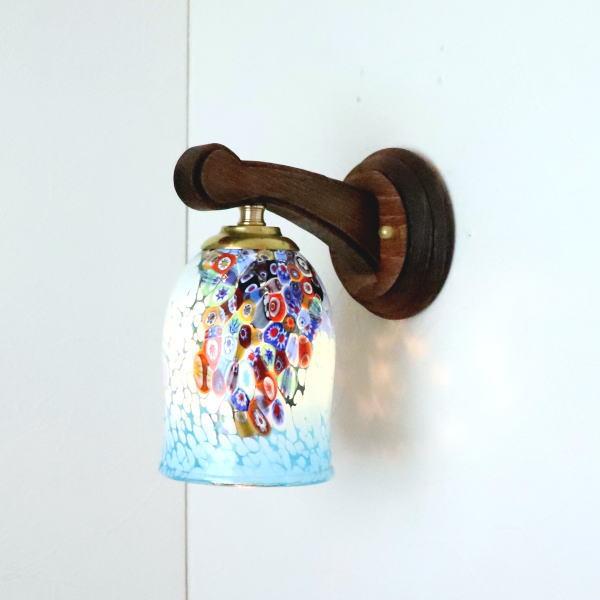ブラケットライト 壁掛け照明 ブラケットランプ fc-ww016g-goti-p-goto-azure