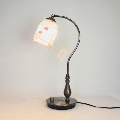 fc-570ay-dm27-s ベネチアングラスランプ 照明 テーブルランプ 卓上ランプ イタリア製