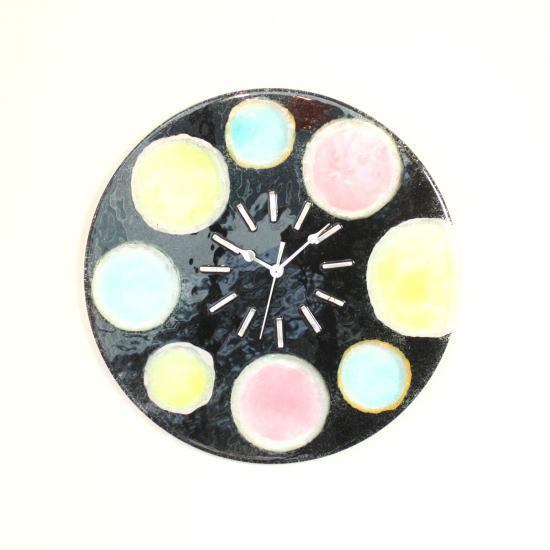 掛け時計 掛時計 ベネチアングラス ベネチアンガラス おしゃれ ヴェネチアンガラス