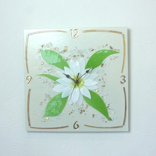 掛け時計 掛時計 おしゃれ かわいい ベネチアングラス ベネチアンガラス  ヴェネチアンガラス
