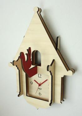 wo333856インテリアデザイン掛け時計 壁掛け時計 インテリア ユニーク お祝い 結婚祝い ギフト おしゃれ