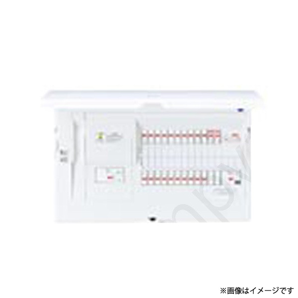 分電盤 スマートコスモ レディ型(マルチ通信タイプ)ドア付 リミッタースペースなし 主幹75A 分岐18+2 BHR87182C2 パナソニック