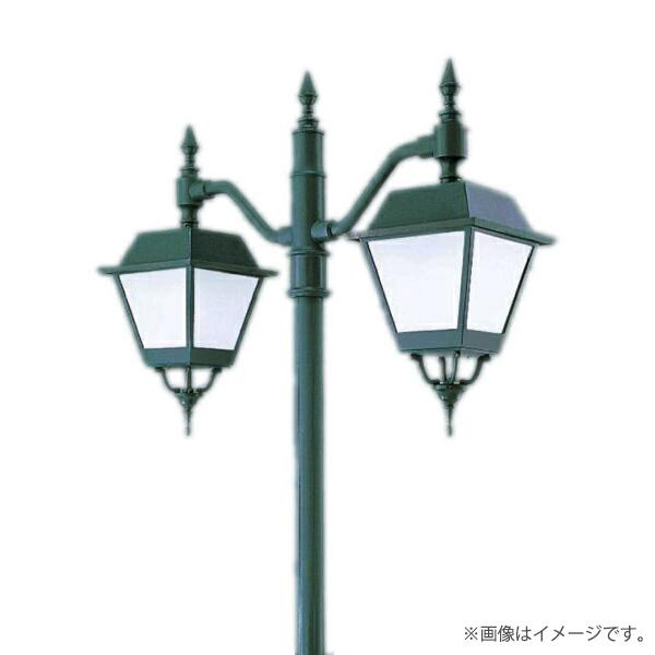PanasonicのLED街路灯 日本未発売 LED街路灯 信頼 モールライト 温白色 XY7617KLE9 LE9 パナソニック XY7617K LE9×2+YD886 NNY22637K