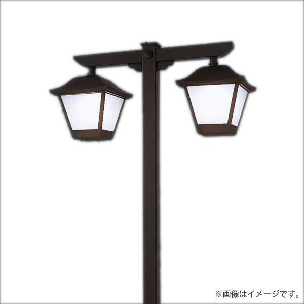 PanasonicのLED街路灯 18%OFF LED街路灯 モールライト 昼白色 XY7624KLE9 LE9×2+YD766 パナソニック 安い LE9 NNY22640K XY7624K