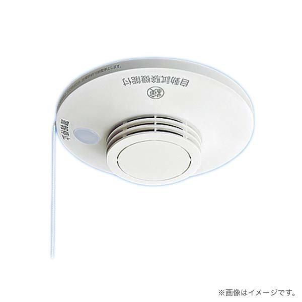 SHK28517 パナソニック けむり当番2種埋込型(AC100V端子式・連動親器)警報音・音声警報機能付