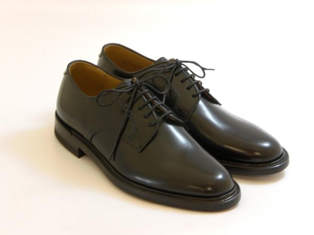 [REGAL Men's]リーガル メンズ「リーガルの定番」ラウンドトウ プレーントウ(ブラック)☆靴 シューズ メンズ☆