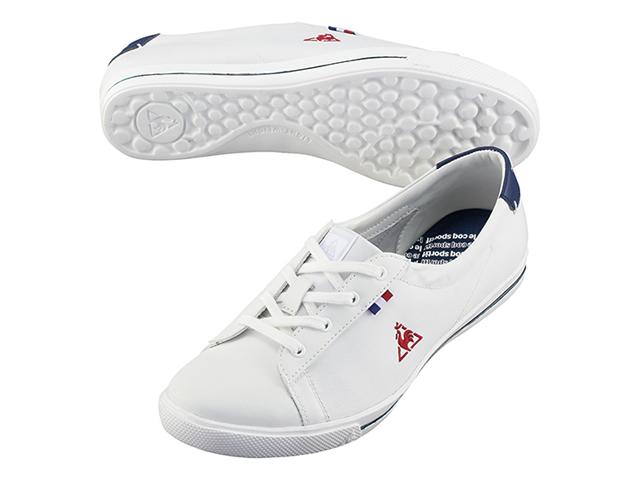 LA MUSE  le coq sportif TELUNA WALK Terna Walk (white) women s shoes ... 0c331cd47