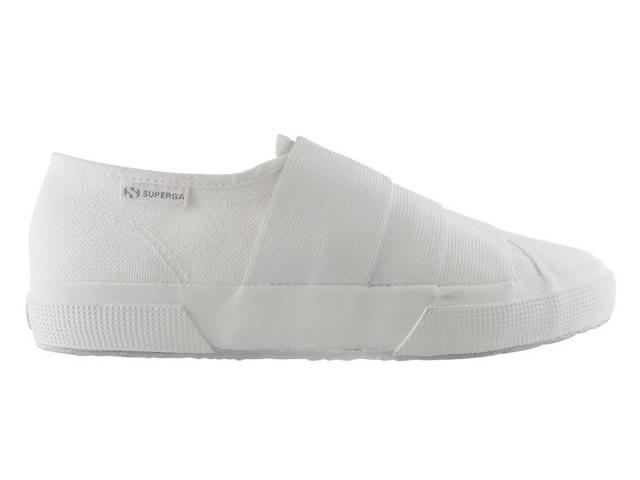 ≪10% OFF SALE≫SUPERGA スペルガ2851-COTU(ホワイト) レディース シューズ 靴セール品につき返品・交換・キャンセル不可
