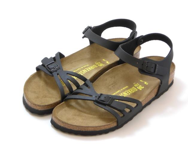 [BIRKENSTOCK]ビルケンシュトックBALI バリ(ブラック)☆靴 シューズ レディース 正規品☆セール品につき返品・交換・キャンセル不可