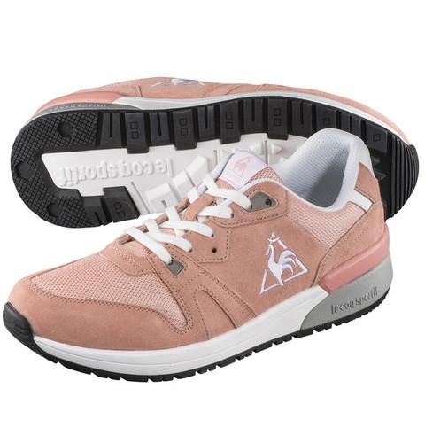 ≪10% OFF SALE≫le coq sportif ルコック スポルティフブローニュ SD(ピンク)レディース シューズ 靴セール品につき返品・交換・キャンセル不可