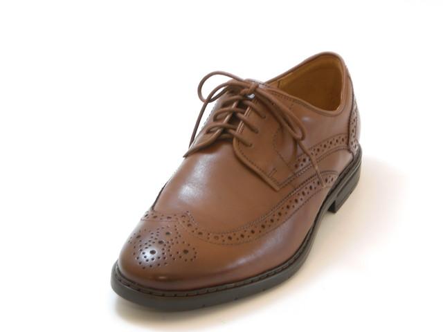 ≪20% OFF SALE≫Clarks Men's クラークスBanbury Limit バンバリーリミット(タン)メンズ シューズ 靴セール品につき返品・交換・キャンセル不可