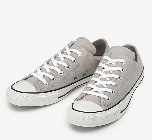 ≪10% OFF SALE≫CONVERSE コンバースALL STAR 100 PASTELPIQUE OX オールスター 100 パステルピケ OX(グレー)レディース シューズ 靴セール品につき返品・交換・キャンセル不可