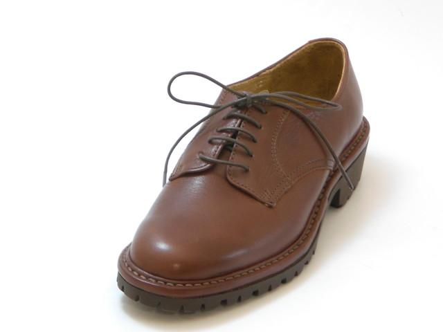 ≪10% OFF SALE≫SAYA サヤマニッシュ レースアップシューズ(レッドブラウン)レディース シューズ 靴セール品につき返品・交換・キャンセル不可