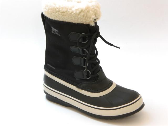 ≪10% OFF SALE≫SOREL ソレルWinter Carnival ウィンターカーニバル(ブラック)レディース シューズ 靴セール品につき返品・交換・キャンセル不可