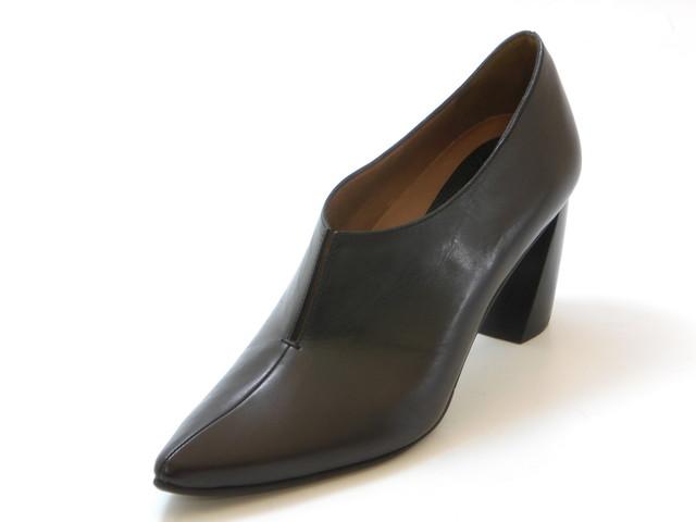 RABOKIGOSHI works ラボキゴシ ワークスイタリアンカーフ ブーティ(ブラック)レディース シューズ 靴