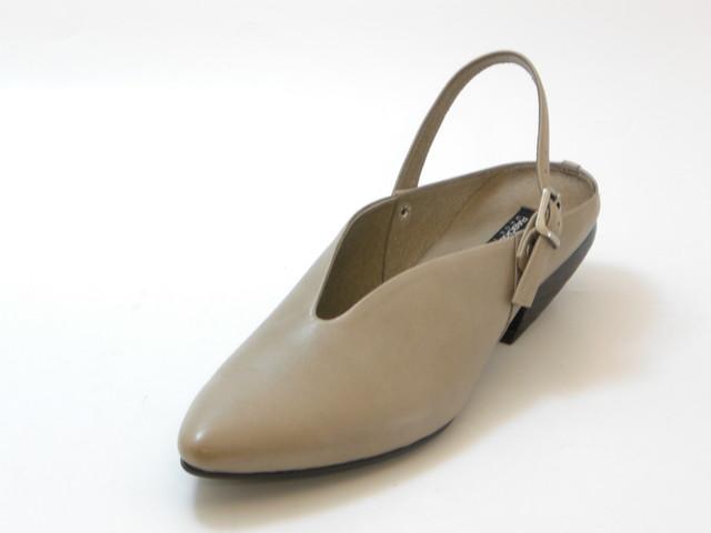 RABOKIGOSHI works ラボキゴシ ワークス2WAYタイプ ストラップパンプス(サンド)レディース シューズ 靴