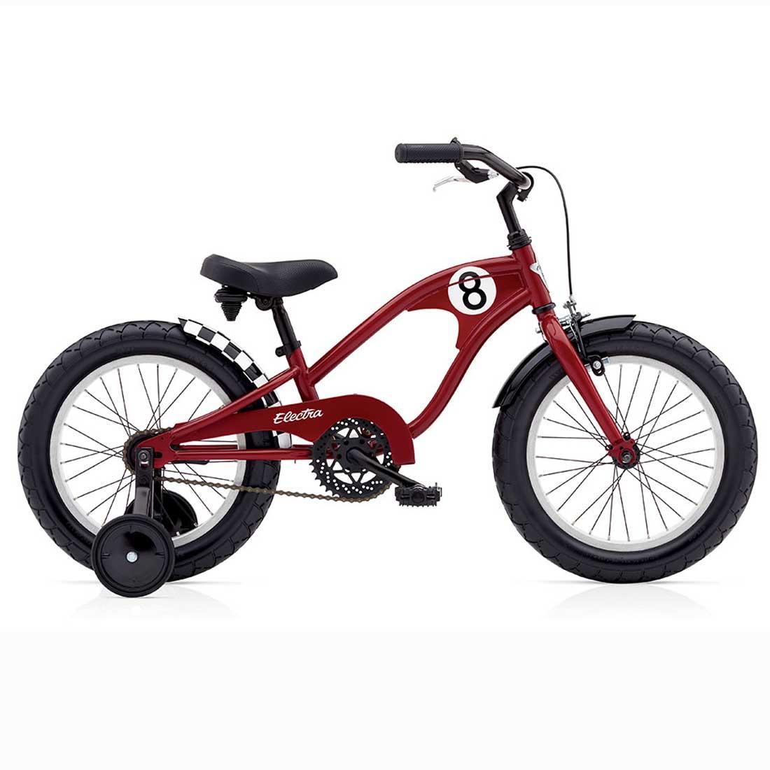 子供用自転車 16インチ ビーチクルーザー おしゃれ 自転車 ジュニア 幼稚園児 未就学児 エレクトラ KIDS-CRUISER