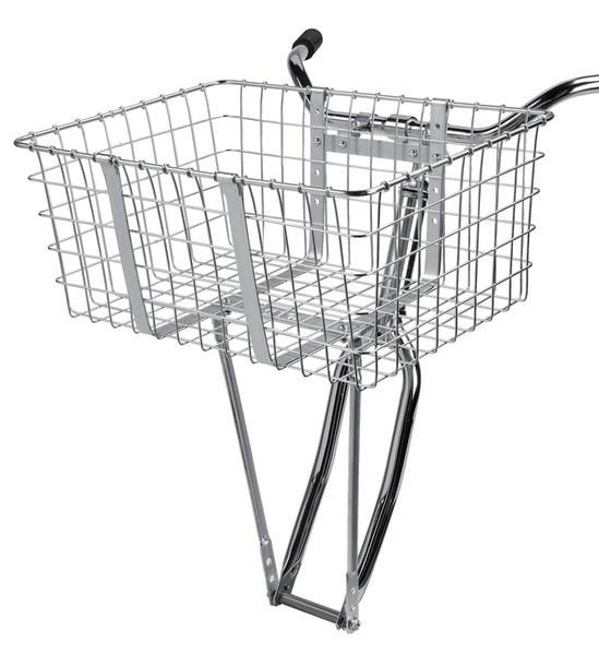 【自転車用 前カゴ】WALD 157 Giant Delivery Basket