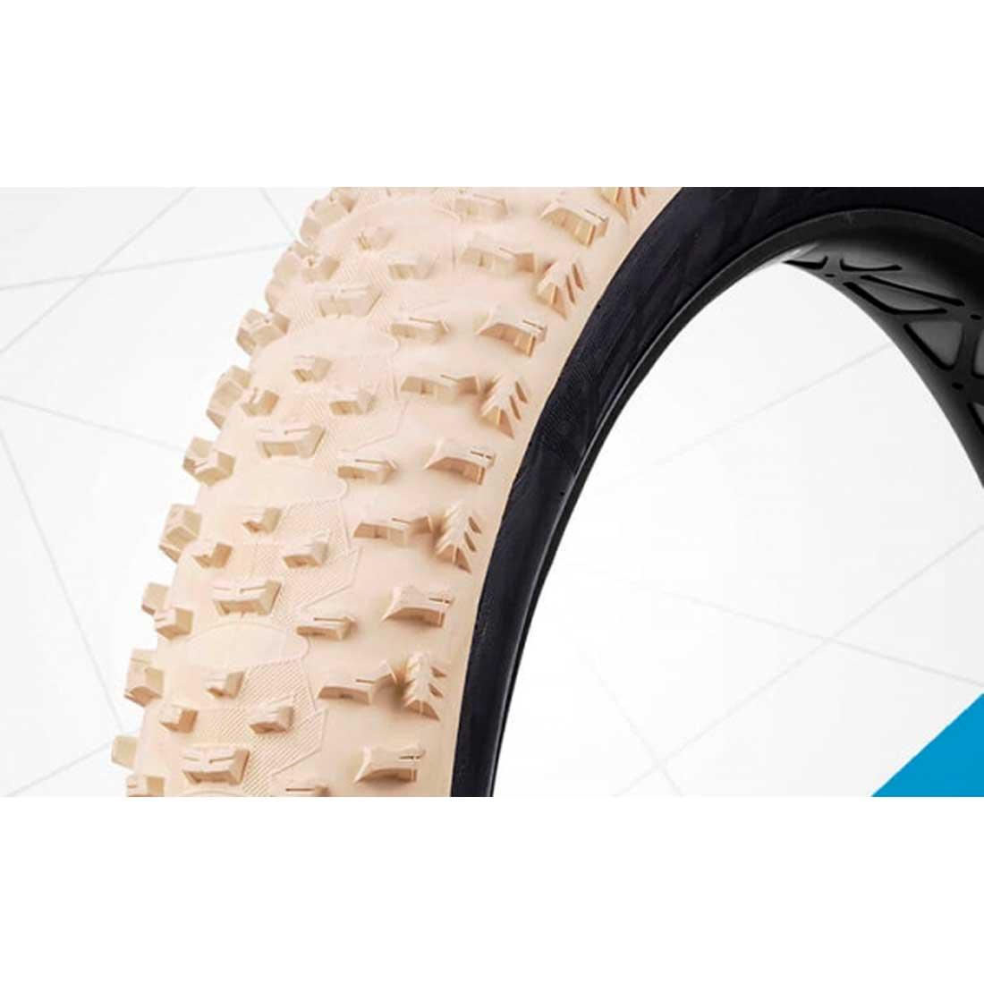 【VEE RUBBER ファットタイヤ】VEE SNOWSHOE 2XL 26×5.05 Pure-Slica自転車 ファットバイク 26インチ タイヤ