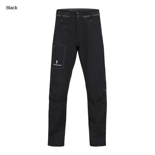 PEAK PERFORMANCE【BL Lite SSH Pants [メンズ]】ピークパフォーマンス ブラックライトソフトシェルパンツ