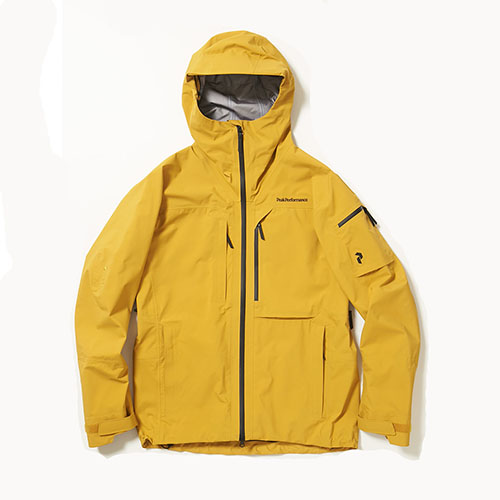 ピークパフォーマンス アルパインジャケットPEAK PERFORMANCE【Alpine Jacket 2019-20】