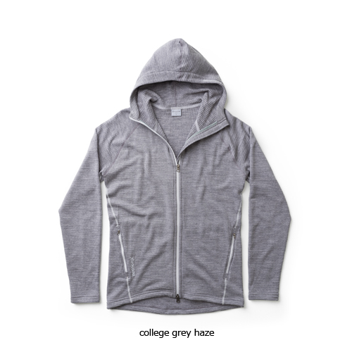 HOUDINI【M's Wooler Houdi】フーディニ メンズウーラーフーディcollege grey