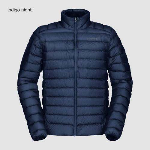 Norrona【Bitihorn superlight down900 jacket (MENS)】ノローナ ビティホーンスーパーライトダウン900ジャケットindigo night