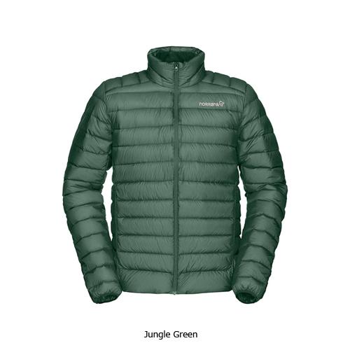Norrona【Bitihorn superlight down900 jacket (MENS)】ノローナ ビティホーンスーパーライトダウン900ジャケットJungle Green