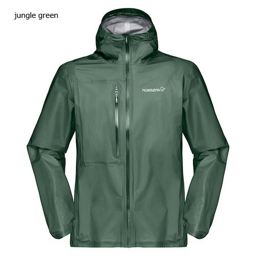 NORRONA【bitihorn ultralight dri3 Jacket (Mens)】ノローナ メンズ ビティホーン ウルトラライト ドライ3 ジャケットJungle Green