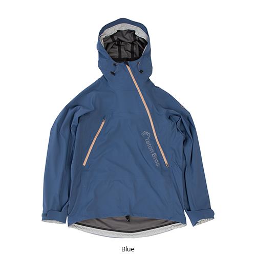 ティートンブロス ツルギ ジャケットTETON BROS【Tsurugi Jacket KB (Unisex)】Blue 男女兼用