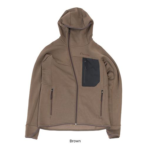 ティートンブロス アフトン2フーディ 男性用TETON BROS【Afton II Hoody (Men)】Brown