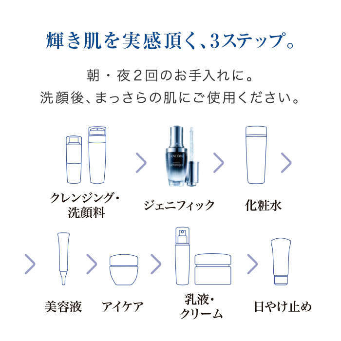 【公式】ジェニフィックアドバンストNキット/30ml/美容液/ランコムlancome正規品