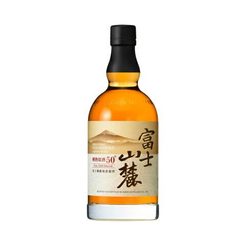 キリン 富士山麓 樽熟原酒50度 700ml 12本セット 【北海道・東北地方は送料別途いただきます】 【あす楽対応】 【ラッキーシール】